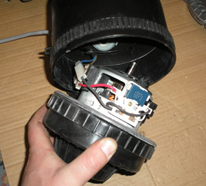 dyson dc07 motor replacement guide dyson dc07 motor swap. Black Bedroom Furniture Sets. Home Design Ideas